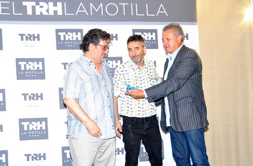 XV Gala del Deporte de la Semana Pulidos Anabril-E. Marysol fútbol sala