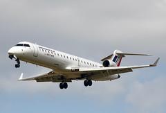 LIL - Bombardier CRJ-701 (F-GRZH) Air France