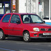 PK51 XBD - Nissan Micra @ fleetwood