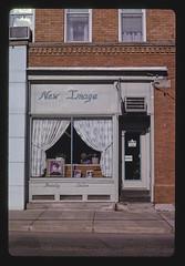 New Image Beauty Salon, 2nd Street, Weston, West Virginia (LOC)