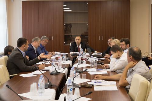 11.07.2018 Ședința Comisiei economie, buget și finanțe
