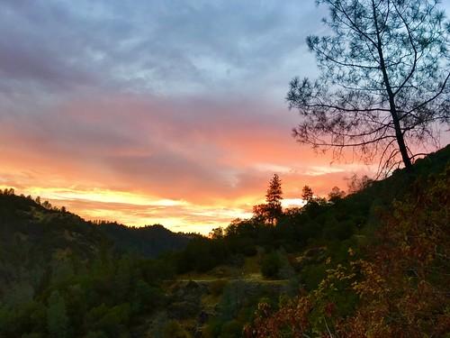 morningrun trailrun auburnfit auburnstaterecreationarea lakeclementine higherground