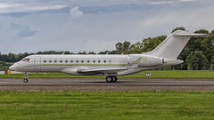 Elit Avia Malta Bombardier Global Express BD-700-1A10 XRS 9H-GVG