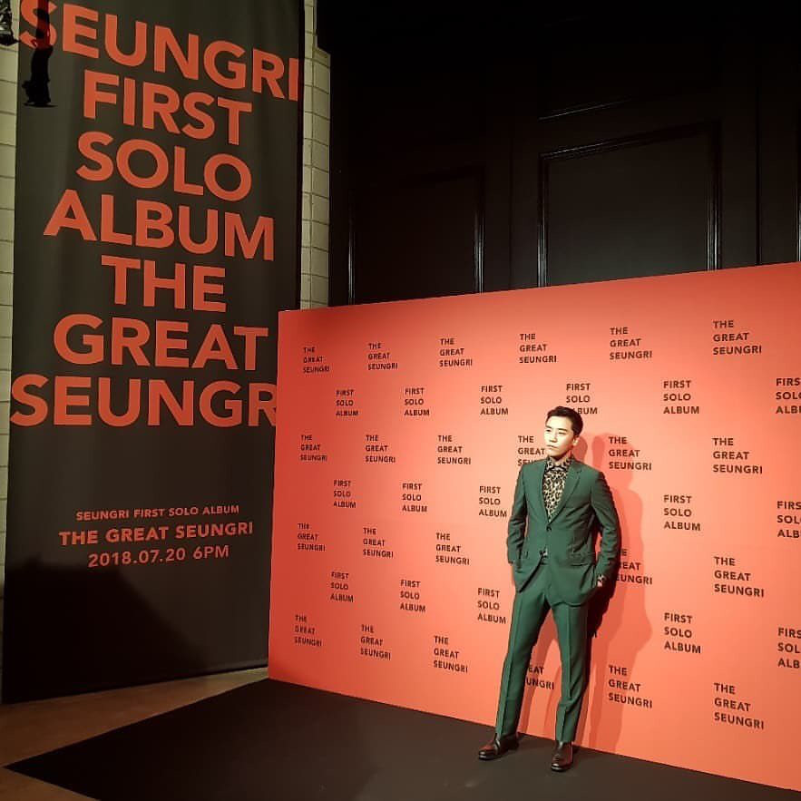 BIGBANG via pandariko - 2018-07-20  (details see below)