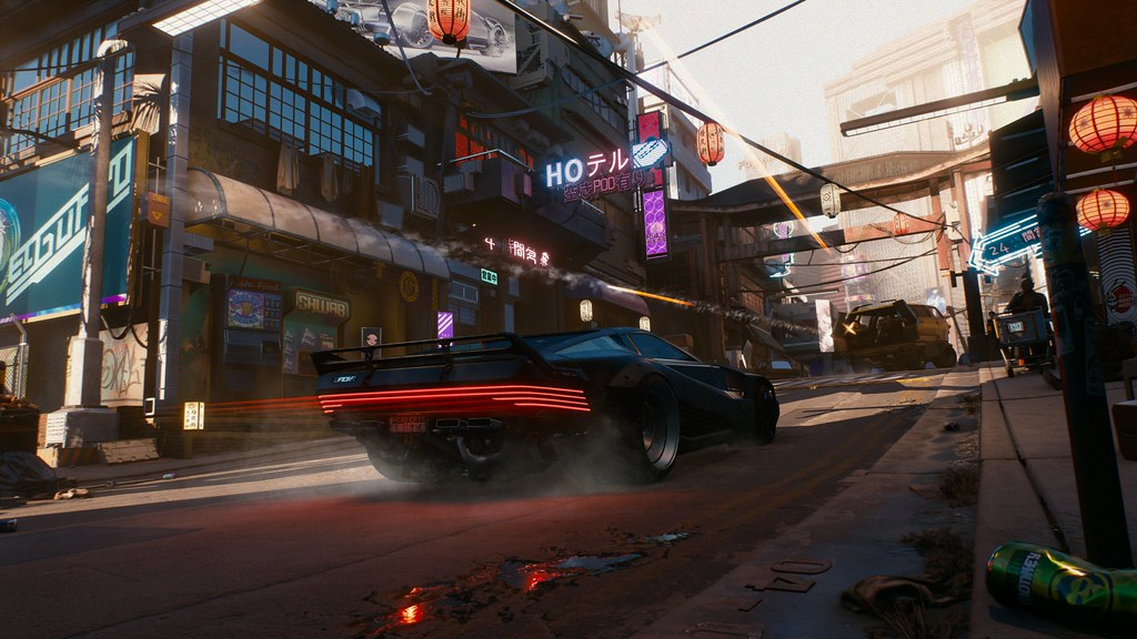 CD Projekt RED, creadores de The Witcher 3, regresan por todo lo alto con el increíble Cyberpunk 2077