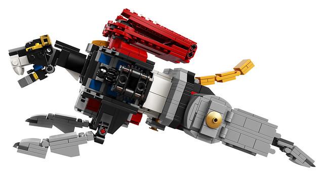LEGO Ideas 21311 Voltron 4