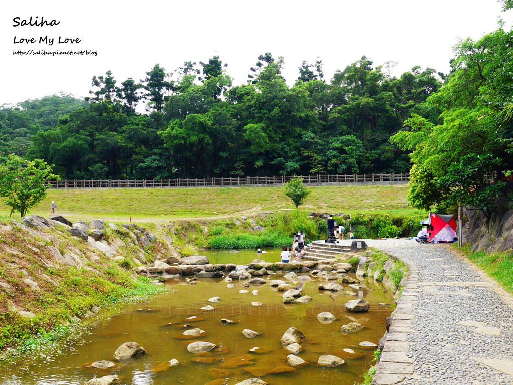 台北內湖一日遊親子玩水景點大溝溪親水公園 (3)