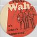 Wah-Wah Record Back ( 1967 ) by Donald Deveau