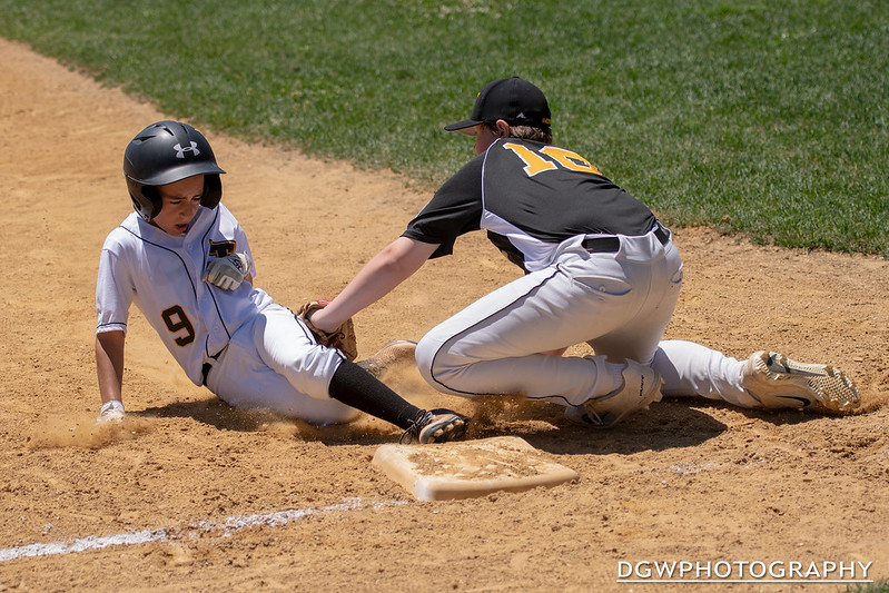 Trumbull Nation vs. Trumbull American - Little League Baseball