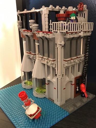 LEGO Ace Chemicals Batman Custom MOC