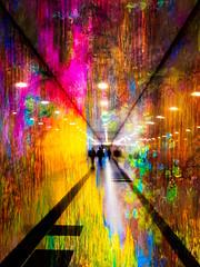 Tunnel of wonders