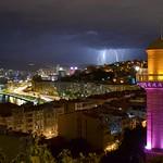 15. Juuni 2018 - 21:13 - Lightning storm, Asansör, Izmir