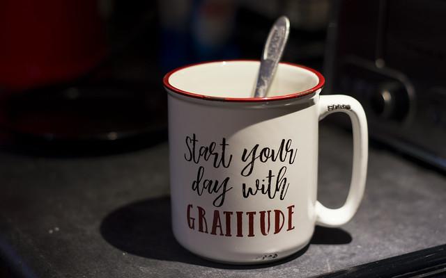 May 28 - Inspirational Mug