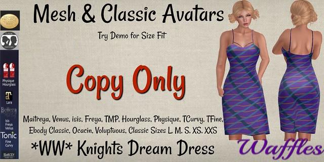 WW Knights Dress1024