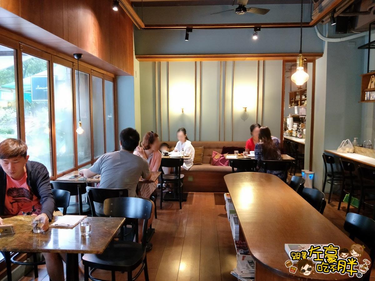 河映咖啡館--2