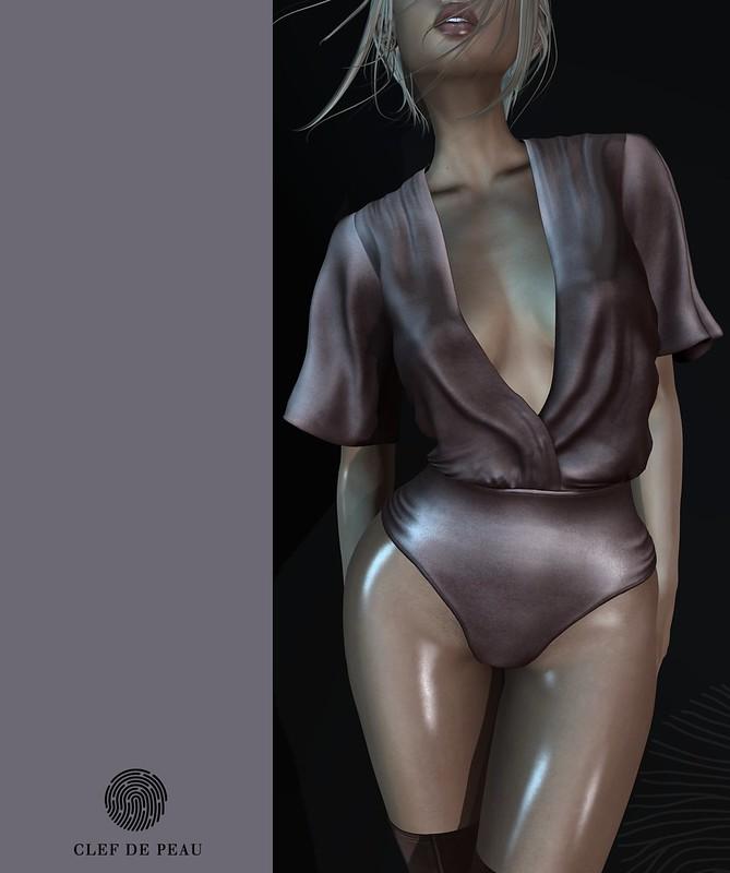 Diana Bodysuit @ Shiny Shabby.