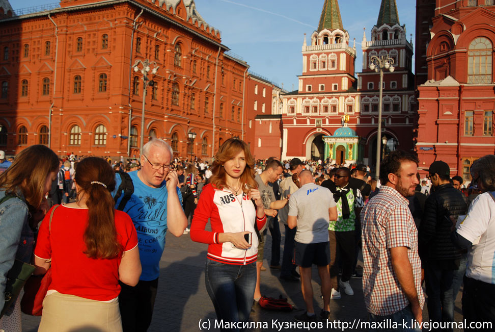 Simple Russian girl