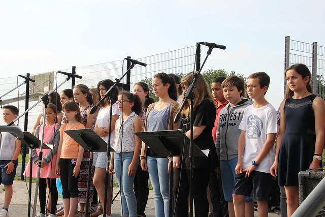 Fête de la musique: moments de partage et de convivialité dans les établissements scolaires