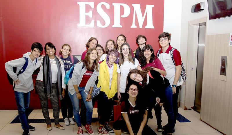 Visita - ESPM