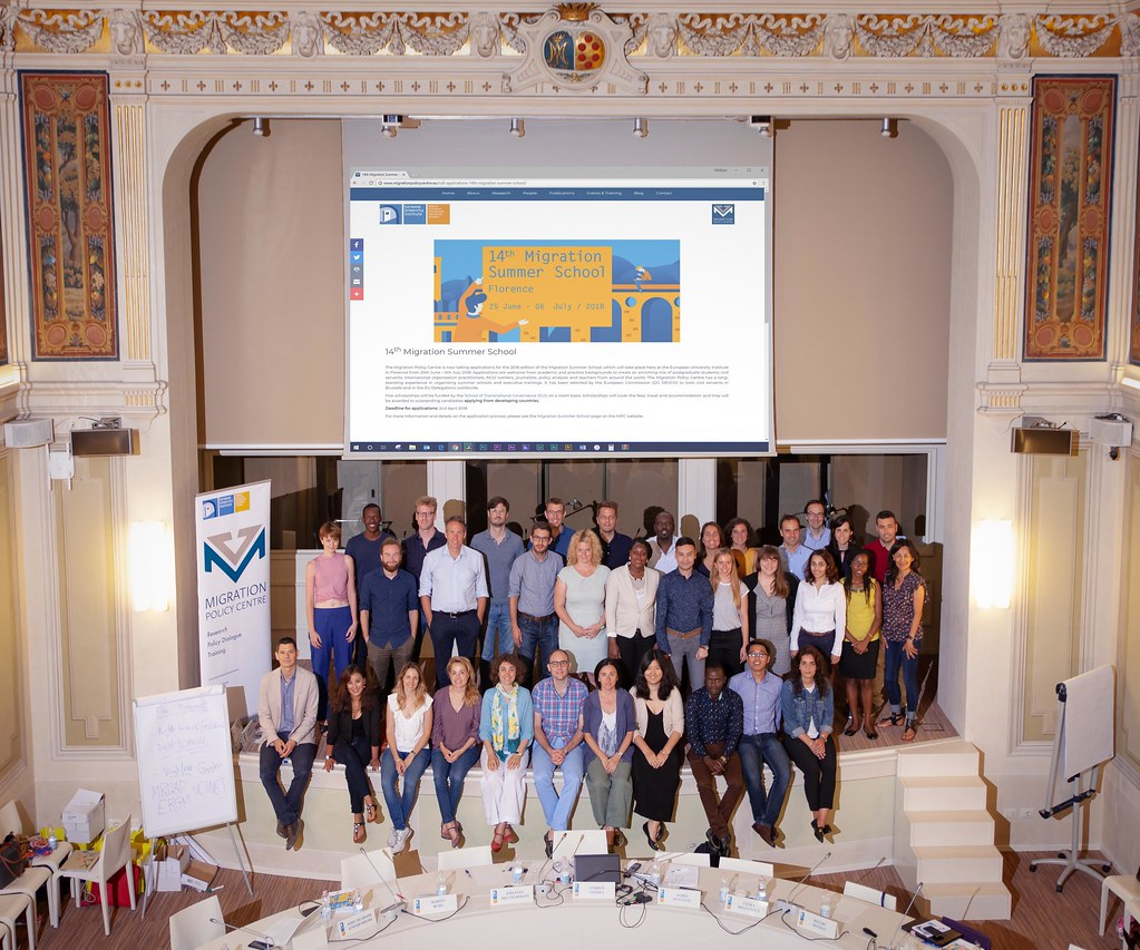 180629 Migration Policy Centre Summer School 2018