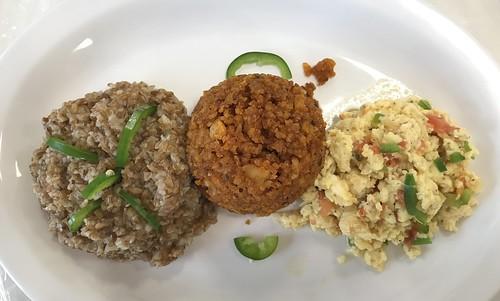 Ethiopian breakfast