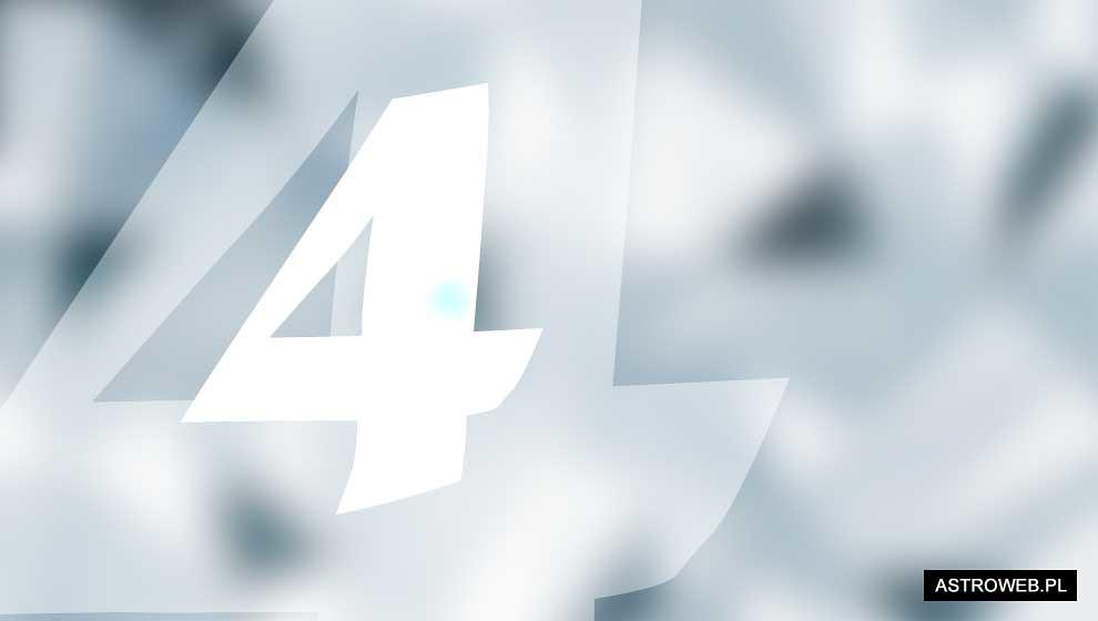 Numerologiczna 4