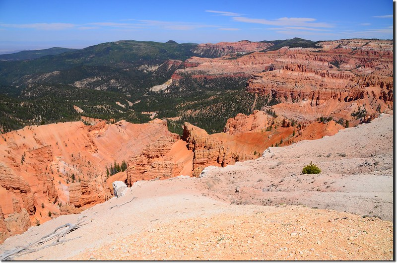 Ramparts Overlook Trail, Cedar Breaks (1)