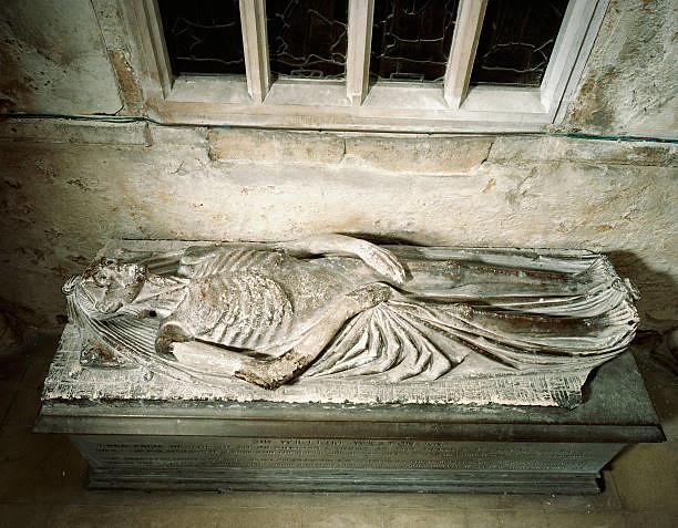 William Weston's tomb