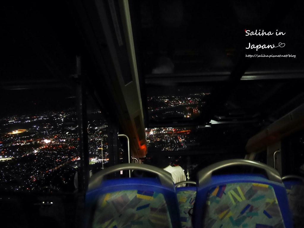 皿倉山夜景纜車 (50)