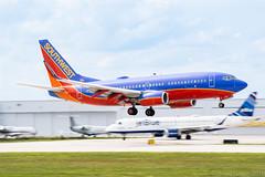 Southwest Airlines | Boeing 737-7BD | N7728D