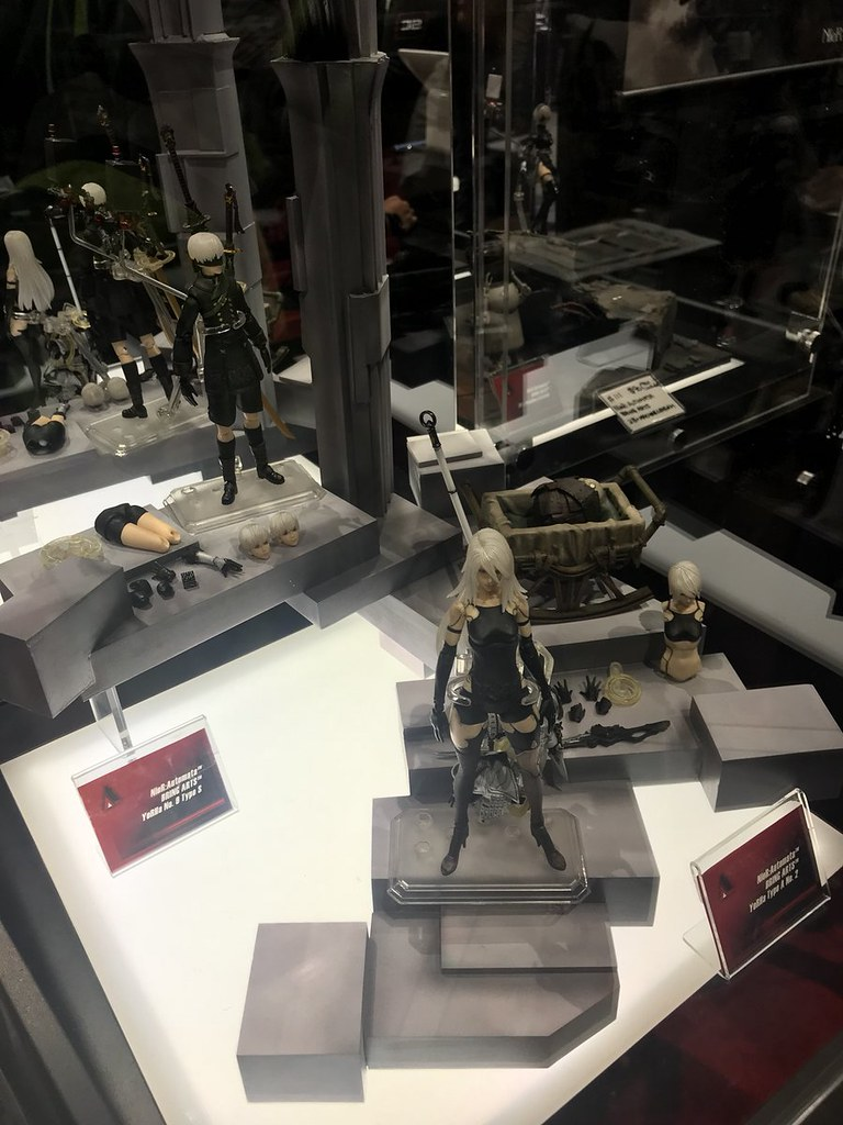【SDCC 2018】史克威爾艾尼克斯(SQUARE ENIX)《FINAL FANTASY》《勇者鬥惡龍》《王國之心》 多款 BRING ARTS 新作原型.情報公開!