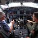 New Zealand ambassador tours a P-8A Poseidon.