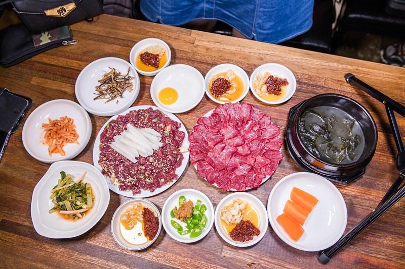 大邱十味之生牛肉 칠복식당 (1)