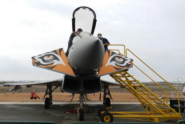 ALA-14 EF-2000 TIGRE-2018 (SPANISH AIR FORCE)