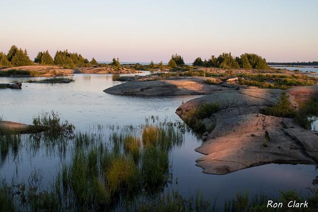 French River Rocky Bay