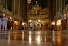 In der rumänisch-orthodoxen Kathedrale der Heiligen drei Hierarchen, einem der Wahrzeichen von Temeswar