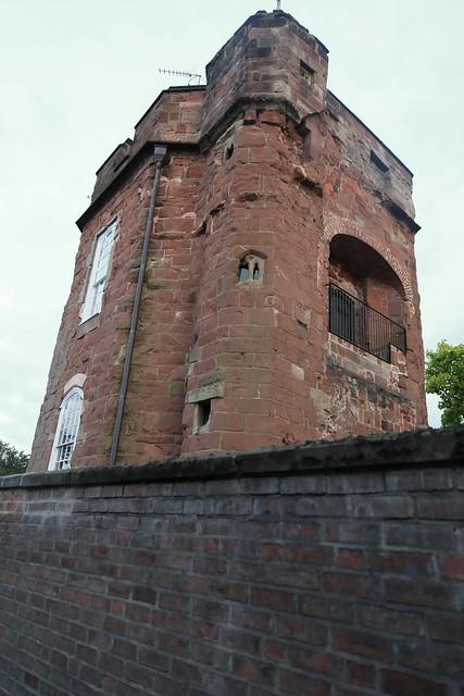 Kidderminster, Caldwall Hall