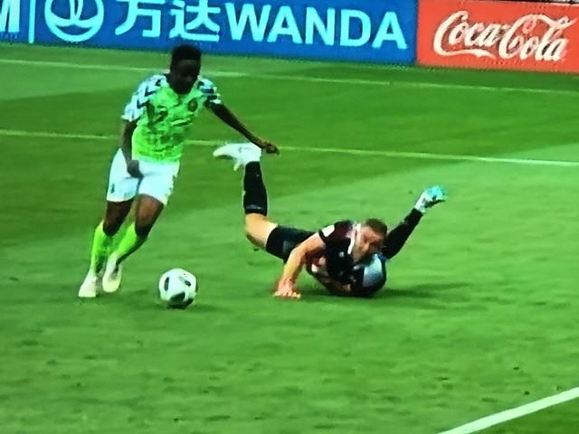 Nigeria 2 - 0 Iceland
