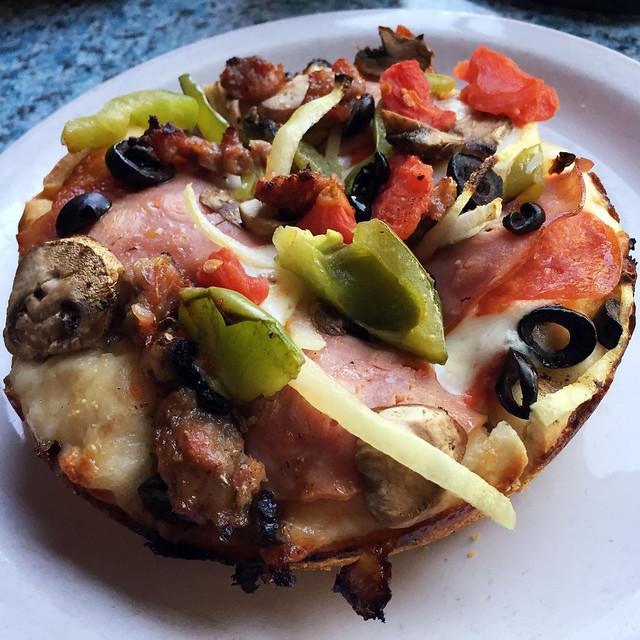 Fridge pizza