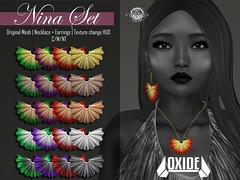 OXIDE Nina Set @ Sanarae
