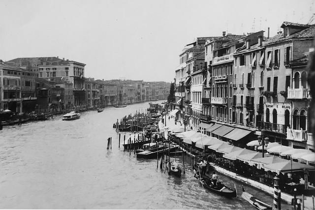 vintage vista Venezia