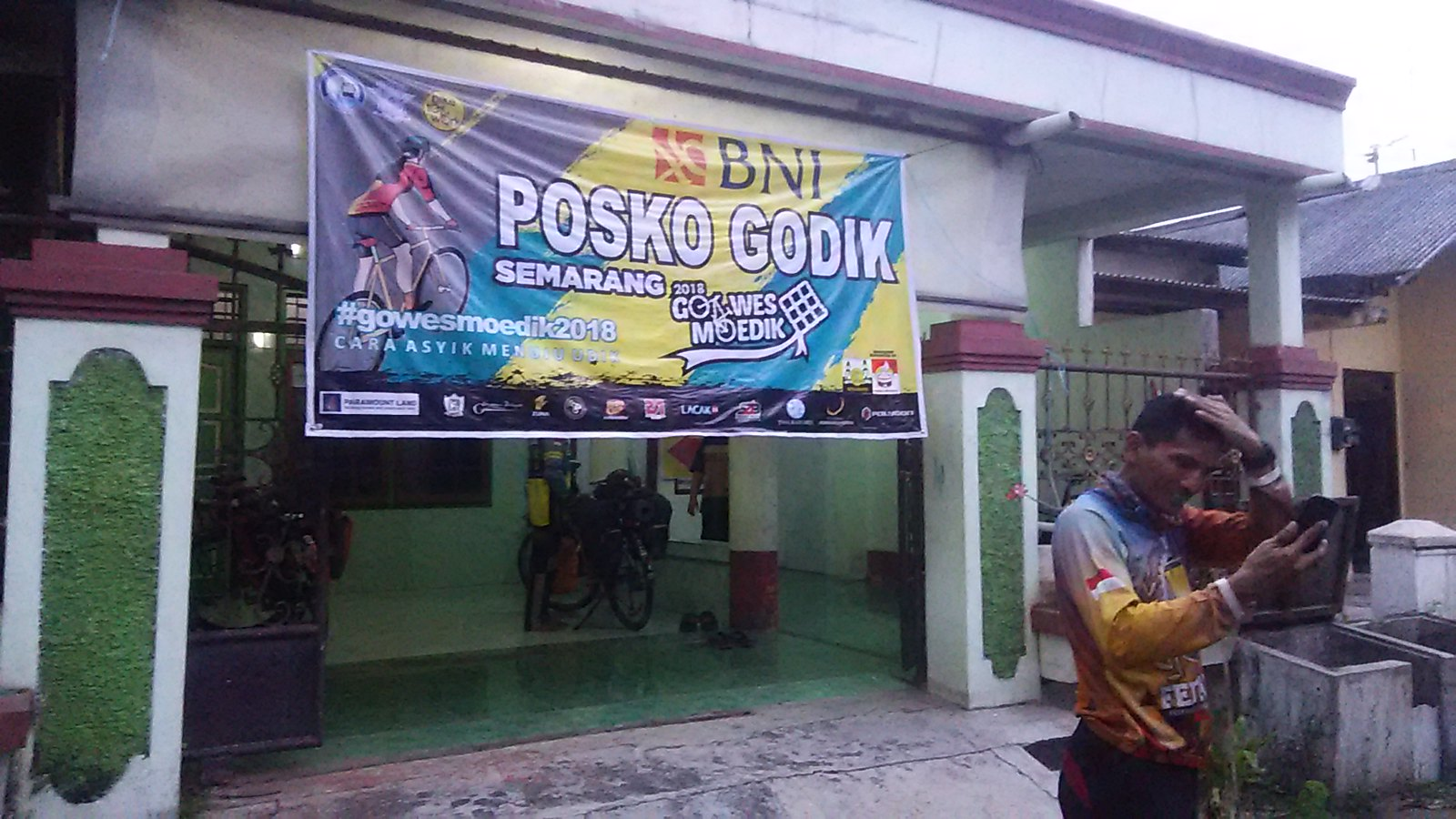 Posko Godik Semarang