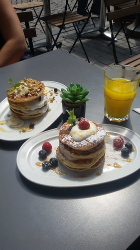 Pancakes Nosh