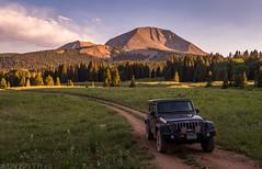Burro Pass Peaks (7-3-18 - 7-4-18)