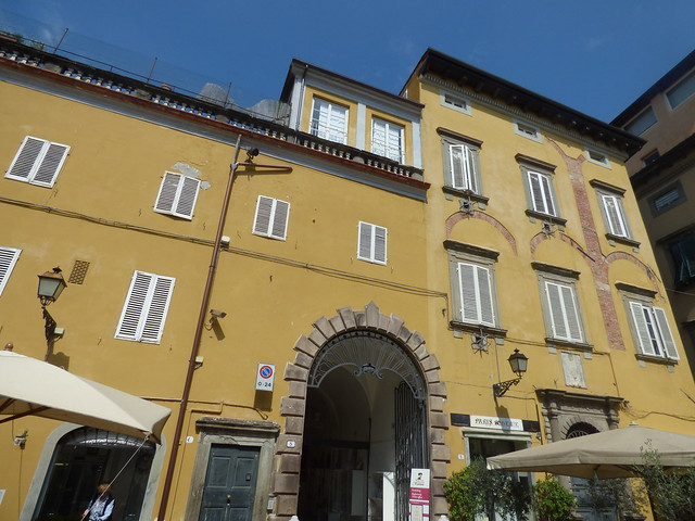 Photo:Puccini Museum - Piazza Cittadella, Lucca By ell brown