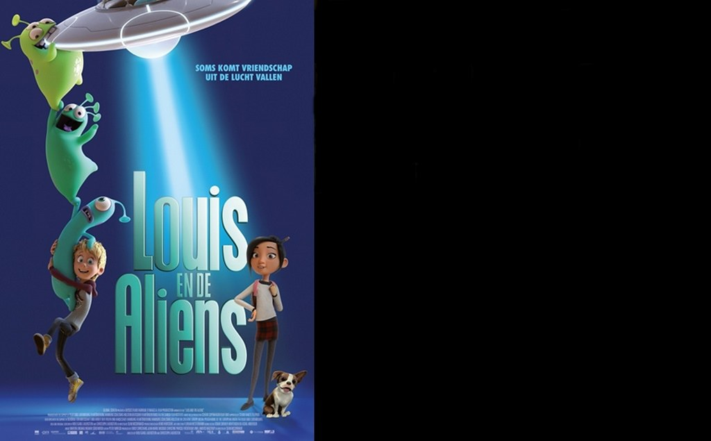 Film Louis en de Aliens