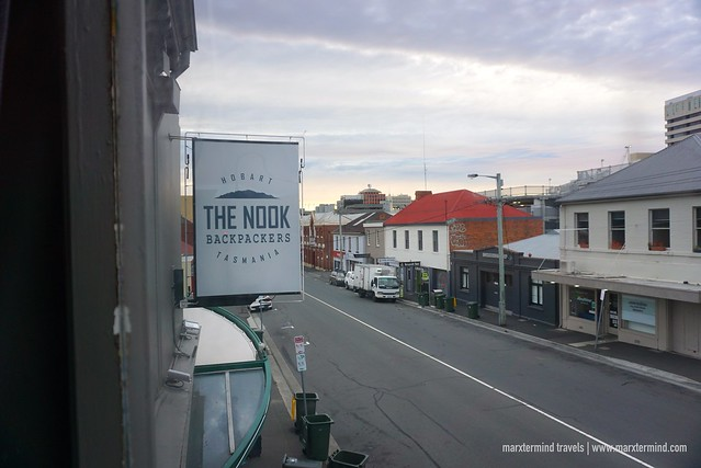 The Nook Backpackers Hobart, Tasmania