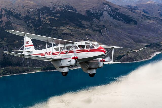 de Havilland DH89 Dragon Rapide/Dominie