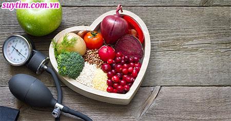 Chế độ ăn uống hợp lý sau phẫu thuật tim giúp sức khỏe nhanh hồi phục