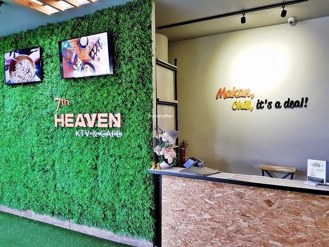 7th Heaven KTV & Cafe Exterior